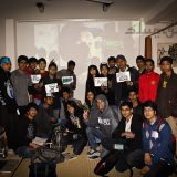 Graffiti Delhi & SlumGods Host Blackbook Sessions