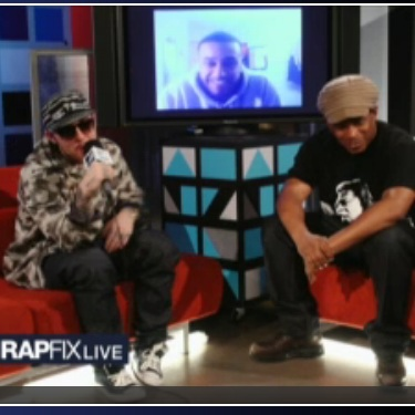 "Nivla on MTV's ""RapFix"" !"