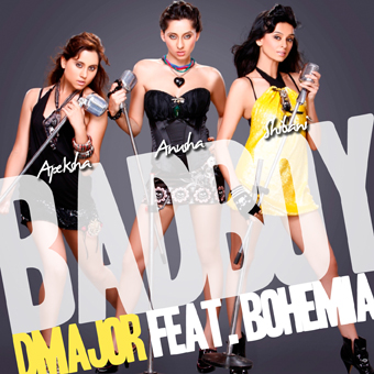DMajor ft. Bohemia – Bad Boy