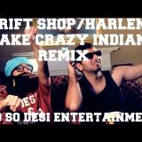 So So Desi Thrift Store & Harlem Shake