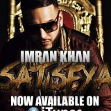 "Imran Khan's ""Satisfya"" available on itunes!"