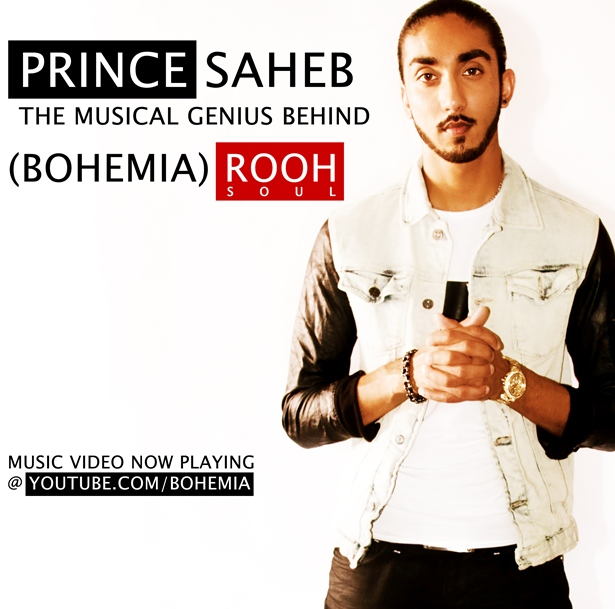 Bohemia   Rooh   Exclusive Interview With Prince SahebBohemia Rooh