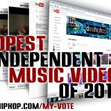 myVOTE for #1 'Independent' Music Video of 2013
