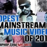 myVOTE for #1 'Mainstream' Music Video of 2013