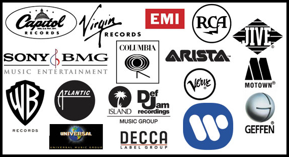 Say No To Major Record Labels!