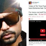 Bohemia Taking Shots On MTV Roots