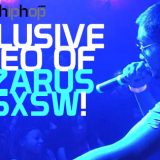 Lazarus, the first Desi Hip Hop artists to rock SXSW