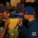 Knuckledusta vs Vish E | UML Club Battles|DesiHopHop.com| Round 2