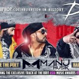 Manj, Raftaar, BritAsia TV Awards, & the DesiHipHop Collab