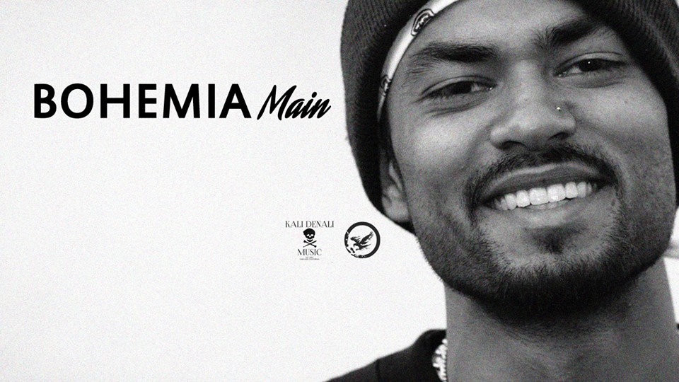 "Bohemia Releases Another New Track – ""Main"""