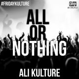 Ali Kulture Drops First Single from the #FridayKulture Series