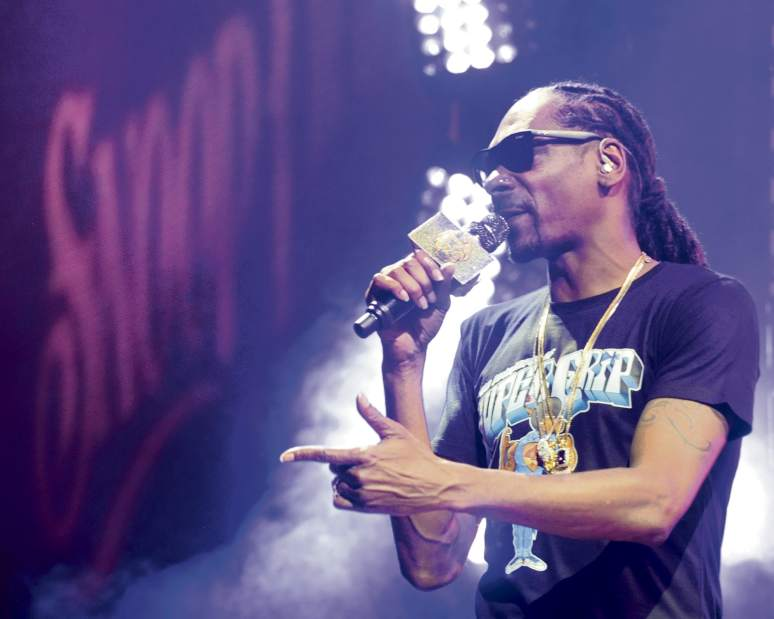 snoop dogg the high road tour