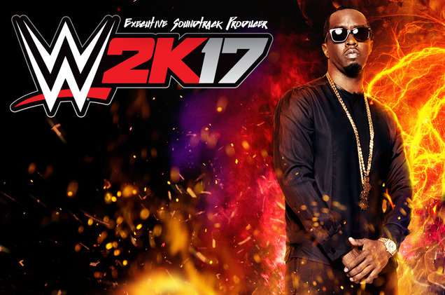 wwe puff diddy exclusive soundtrack