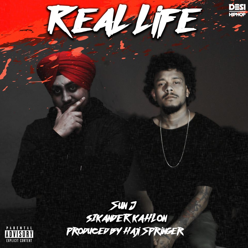 "Gully Boy Song Desi Jatt: Sun J & Sikander Kahlon Team Up To Bring You ""Real Life"