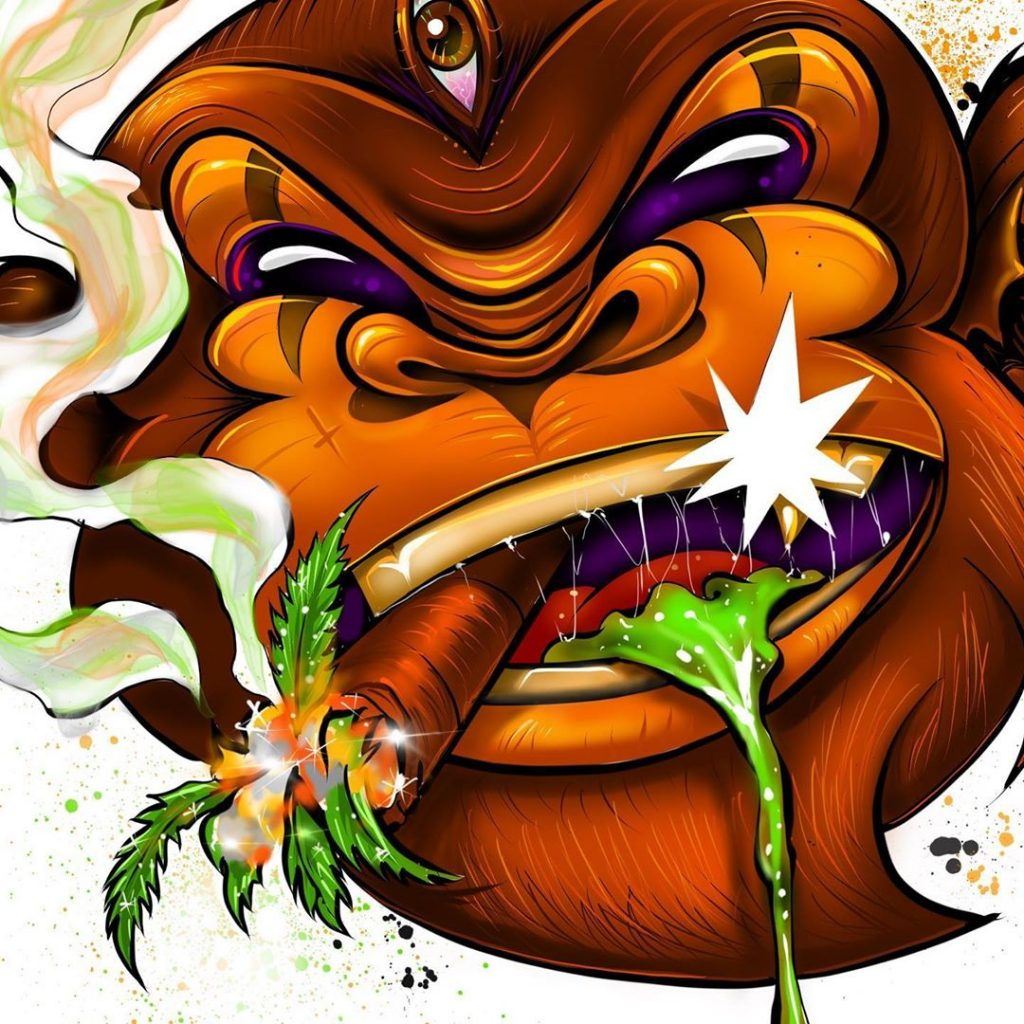 These Illustrations By Indian Graffiti Artists Will Calm Your Anxiety!
