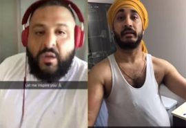 Jus Reign's depiction of Punjabi DJ Khaled will make you laugh your butt off!