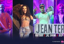 "Pretty Woman Makes Raftaar, Deep Kalsi And Jaz Dhami Go Gaga In ""Jean Teri"""