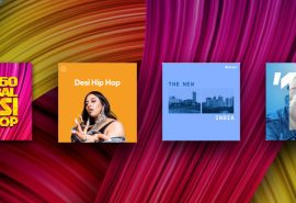 Spotify & Apple Music 's dopest Desi Hip Hop Playlists for a Safer Quarantine